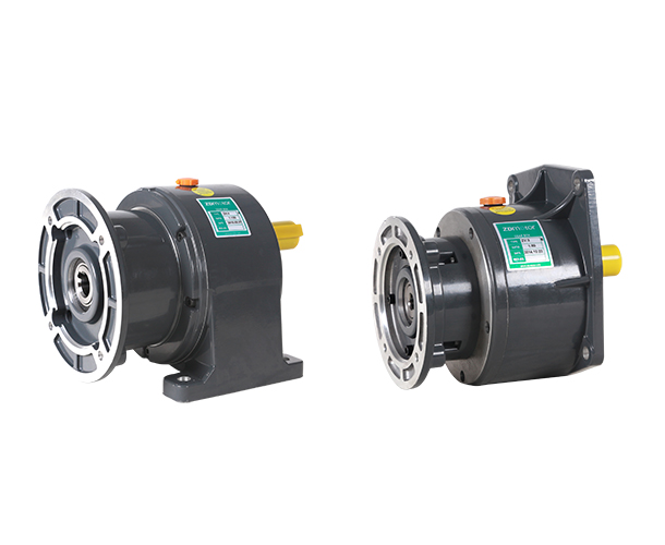 Gear Motor without Input Shaft ( Assemble with Flange)