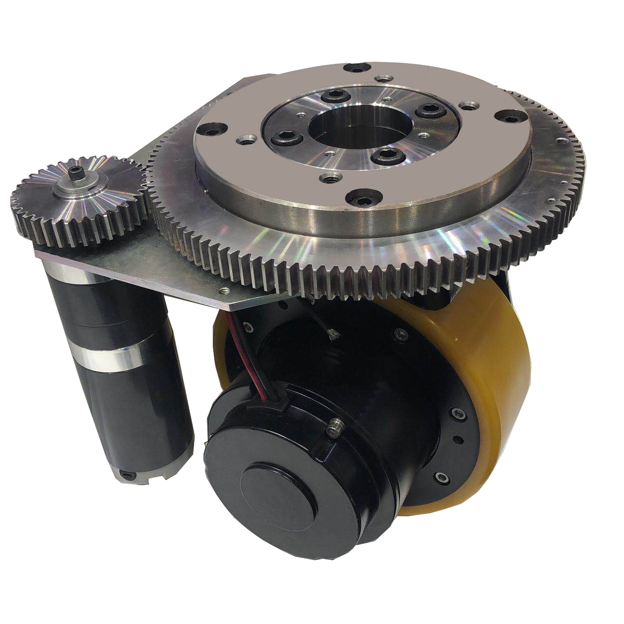 Drive Wheel System   Horizontal Type  Wheel Size: 210mm